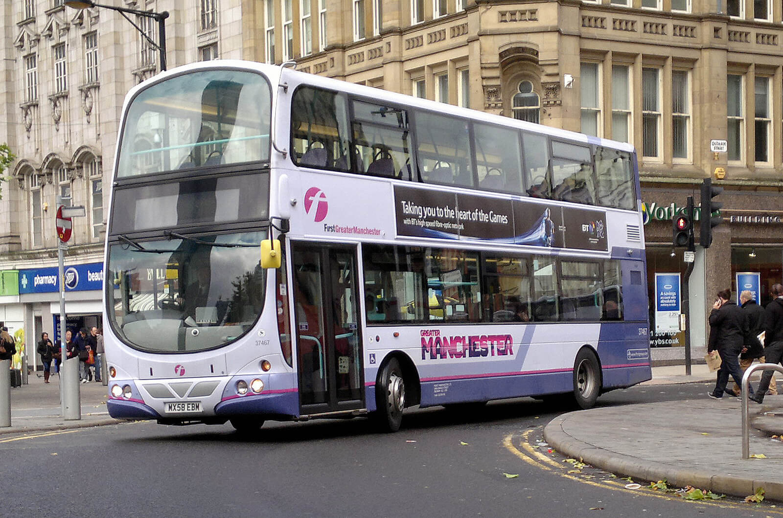 Greater Manchester Passenger Transport Executive