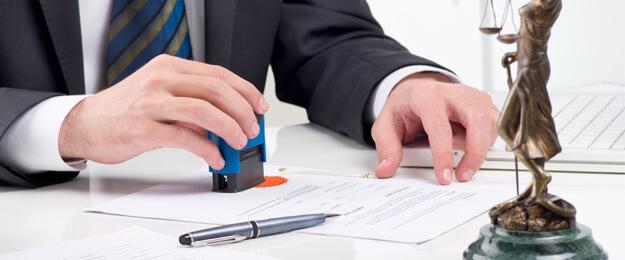 Legal Document Management Company