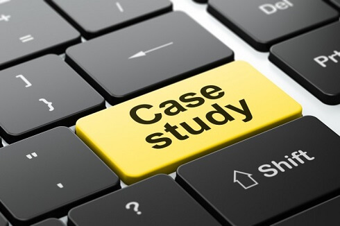 how to be able to report with a court case study