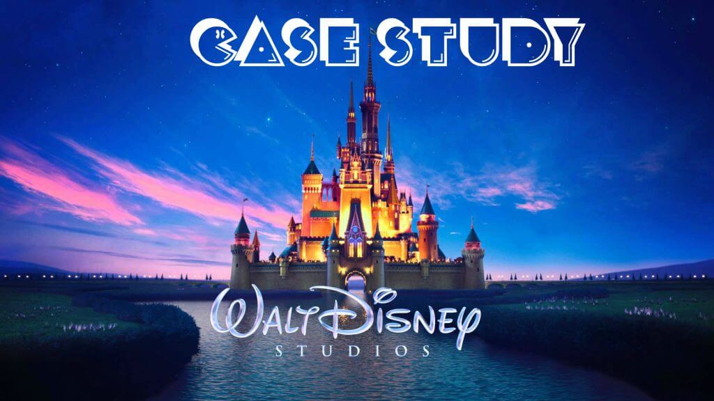 disney case study 1 Walt disney is a completely integrated media powerhouse  this case study first appeared in the robins  the walt disney company: a corporate strategy analysis.