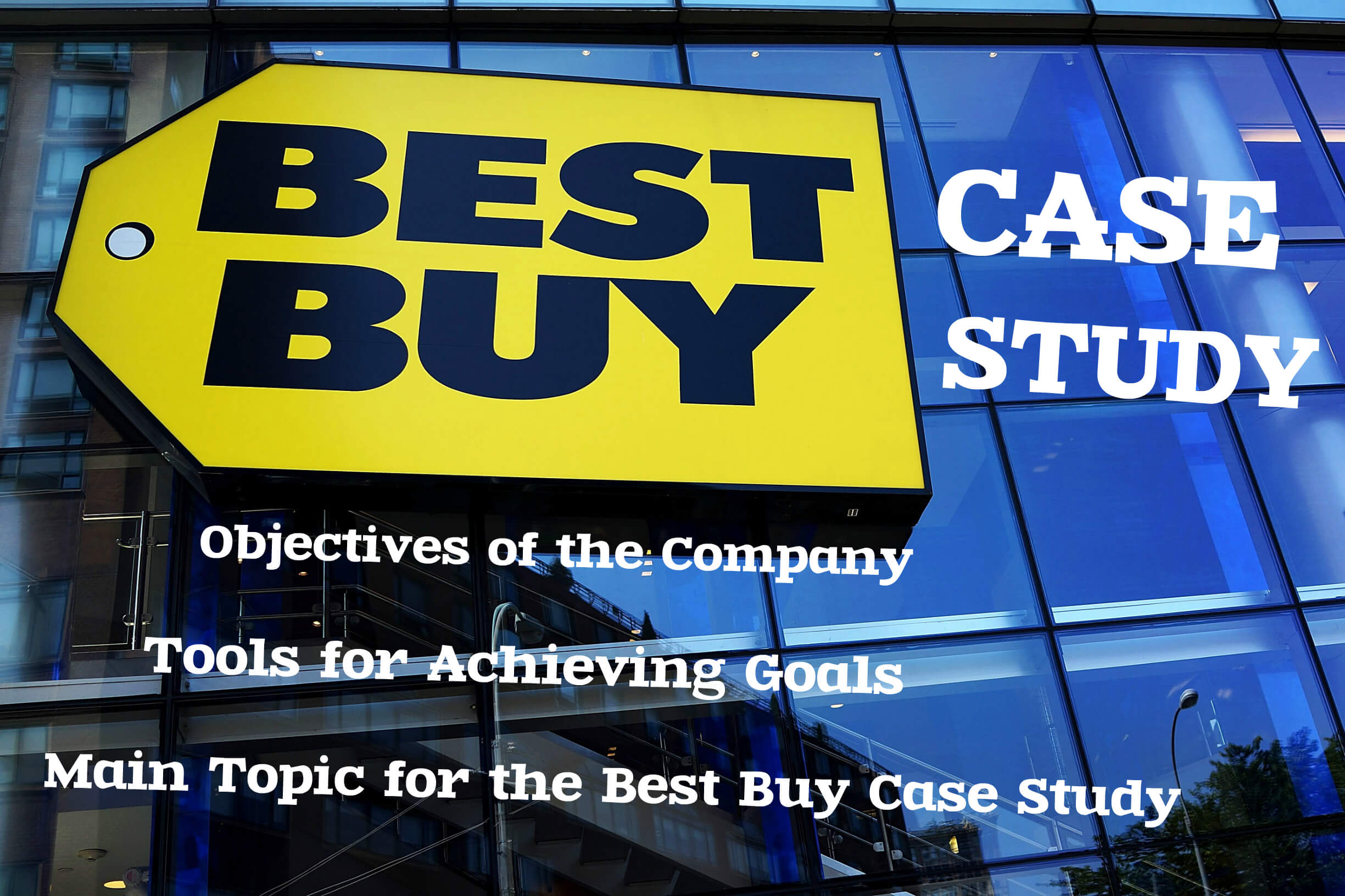 Best Buy Business Strategy Case Study