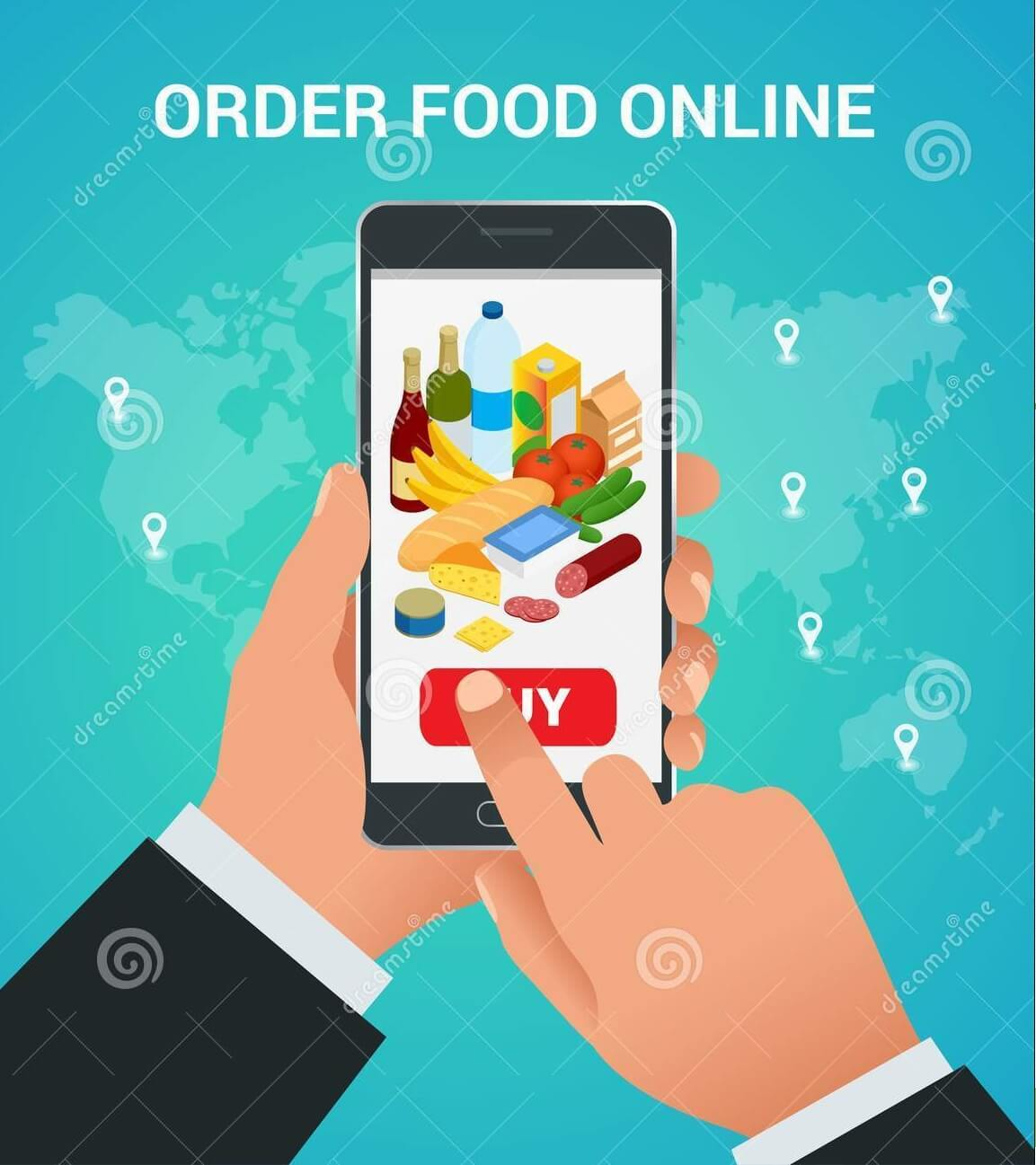 Online Food Ordering System Case Study