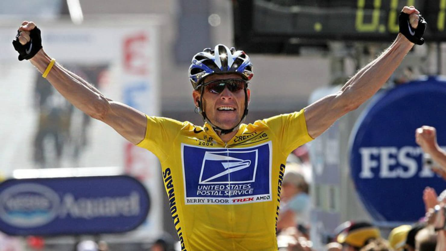 Lance Armstrong Case Study