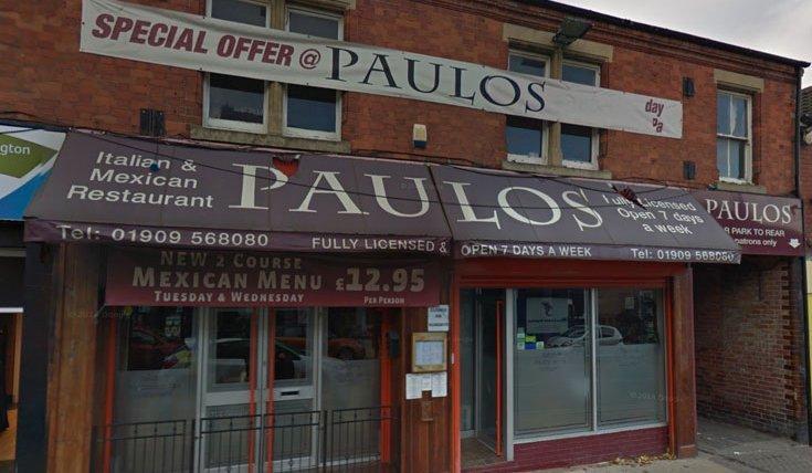 Paulo's Restaurant Case Study