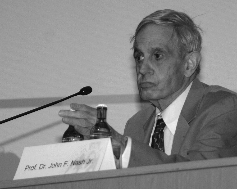 John Nash and paranoid Schizophrenia Case Study