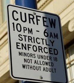 Curfew Case Study