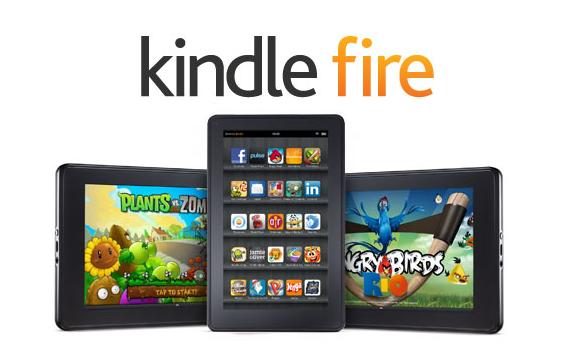 Kindle Fire Amazon Case Study