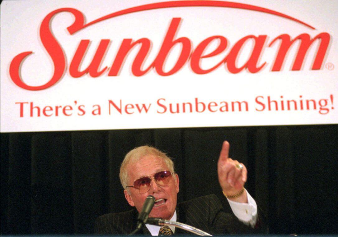 Al Dunlap at Sunbeam Case Study