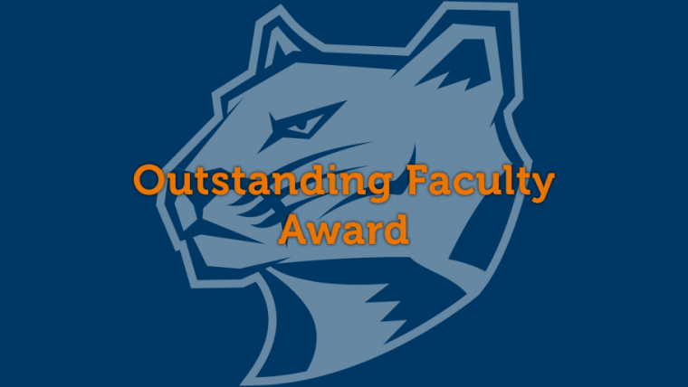 The Outstanding Faculty Award Case Study